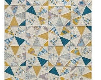 Break Dance Quilt Pattern- PDF