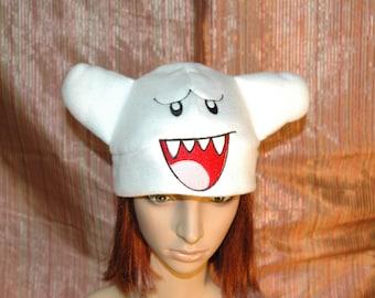Boo Fleece Hat