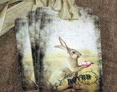 Sweet Loved Bunny Tags #99