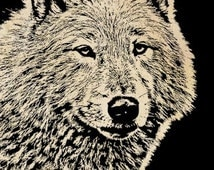 female white wolf png clip art digital download image graphics animals wolves abstract art