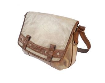 Vintage TEXIER Satchel / Shoulder bag