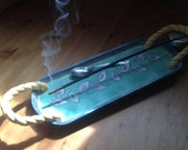"""Handcrafted 19"""" Black Cherry Stick Incense"""