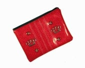 FREE Retro Inspired Red Coin Purse