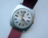 Sharp Caravelle/Bulova - Automatic Stainless Watch.