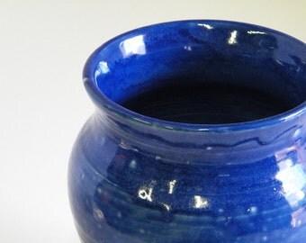 Blue Robin's Egg Vase