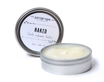 Naked ... heavenly herb infused healing hand salve
