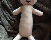 Fleece Plush: Polar Bear