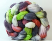 CLEARANCE - Yarn of Letters - 4oz  SW Merino Combed Top - All the Cool People Are Freaks