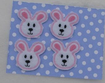 Easter  bunny Felties Felt Embellishments