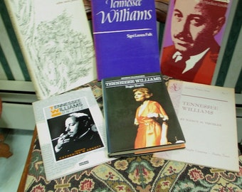 Six Critical Evaluations of Tennessee Williams  20th century American Dramatist