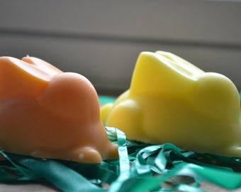 Bunny Soap - Easter Soap - Spring Soap - Easter Bunny Set - Soap for Kids -Children's Soap - Novelty - Spring Guest Soap - Vegan