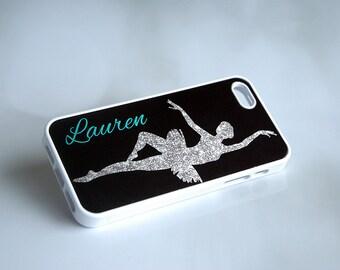 Dancer iPhone Case + Monogram iPhone Case + Ballerina iPhone Case iPhone 6 Case, iPhone 6 Plus, 6+ Case