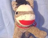 donkey made form th eoriginal rockford red heel socks