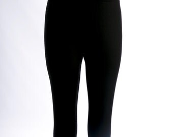 Yoga Legging - Capri Length