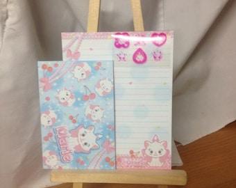 Disney's Marie Kitten Scrapbook, Journaling, Origami Paper Kawaii Set