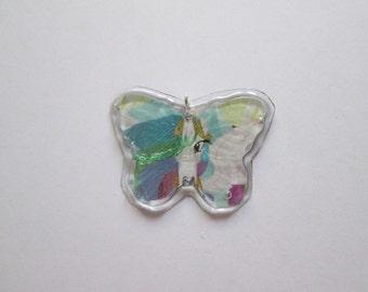 Princess Celestia Butterfly Necklace
