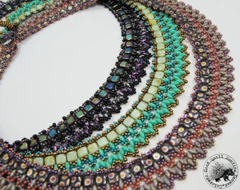 Icelandia Necklace Pattern