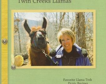 Cookbook of Picnic Recipes. Twin Creeks Llamas Favorite Trek Recipes