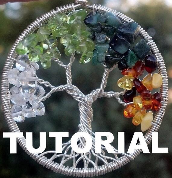 Tutorial ethoras tree of life pendant tutorial ethoras tree of life pendant mozeypictures Choice Image