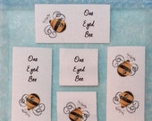3/4  x 1 1/ 2 Inch - Cotton Custom Clothing Labels  60