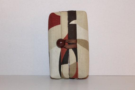 Purse Tissue Holder Shades Of Brown