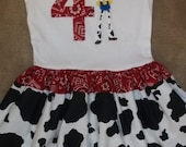 Cowgirl Boutique Birthday Dress