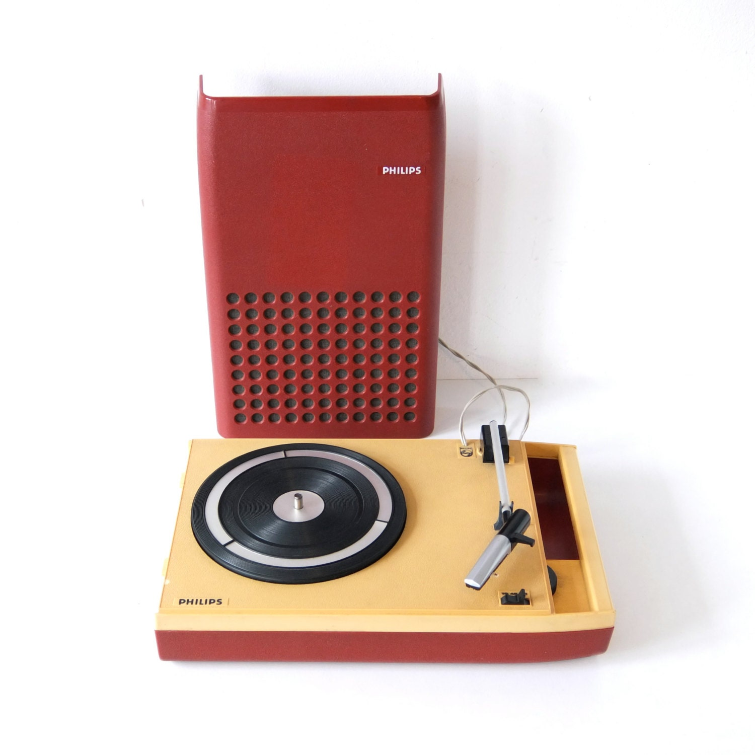 Portable Record Player As Seen On Shark Tank Portable Gas Stove Uk Portable Ssd X5 External Hard Drive Portable Vacuum Ace Hardware: Vintage Philips 113 Playsound Portable Record