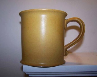 BENNINGTON POTTERS, Oversized Mug, Pottery Mug, Utensil Holder, Pottery Tankard, Mug Art Pottery