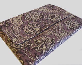 MacBook Air Sleeve, MacBook Air Case, MacBook Air 13 Inch Sleeve, MacBook Air 13 Case, MacBook Air Cover Plum Duchess