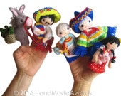 Families of the World MEXICAN FAMILY Pdf Email Knit PATTERN