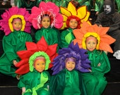 Garden Flower costume