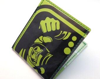 Arcade Racer Wallet