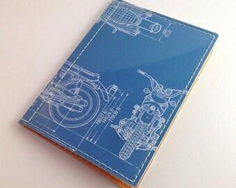 Moto Passport Case
