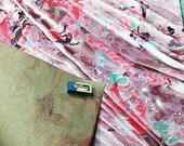 marbled canvas, Hand marmoriert Leinwand, toile marbrè , tela màrmolada, tela  marmorizzata , 21,6