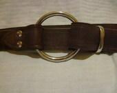 Billy Joe Shaver Western Cinch Belt