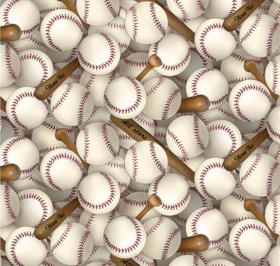 MLB Teams Cotton Fabric. Cheer on your favorite Major League Baseball teams with our large inventory of MLB Cotton fabric. These soft cotton fabrics are in stock and ready to be shipped.