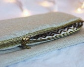 5 Glimmer Gold Foldover Clutches- Custom Listing for Michelle Hassell