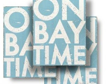 """On Bay Time """"Fun Size"""""""