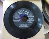 45's, Vintage Music Records, Decca, Guy Lombardo, I'll Walk Alone, I Love You