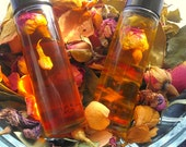 Rose Custom Aromatherapy Perfume Oil Roll on. Customize your own all natural scent.