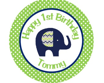 Elephant Iron On Transfer for Birthday Shirt - Elephant Theme Birthday Party Iron on Transfer - Elephant Birthday Outfit - Elephant Shirt