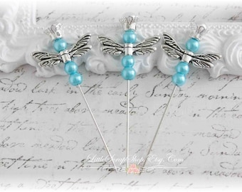 Dragonfly Stick Pins Scrapbooking, Cardmaking, Mini Albums, Wearables