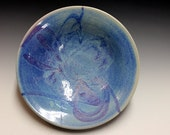Ceramic and pottery,wedding gift, porcelain bowl, home living, great , chun blue