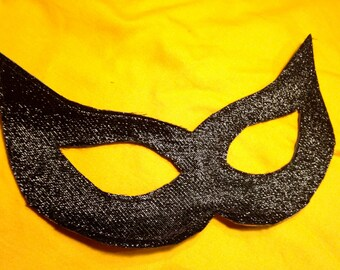 Cat Woman Mask in the style of Julie Newmar ** Free Shipping ***
