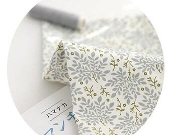 Natural Floral cotton, U002