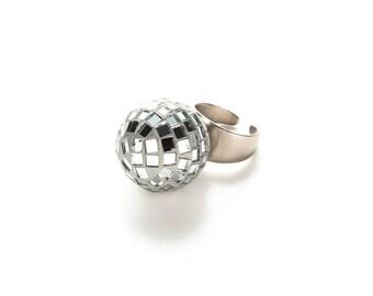 Disco Ball Ring