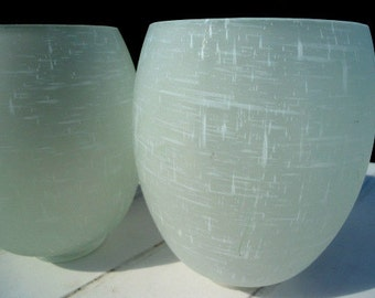 Mid Century Modern Glass Lampshades