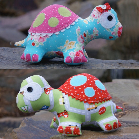 Tally and Tripp Turtles Pattern