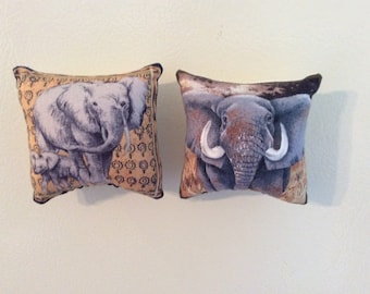 Elephant Pillow Magnets