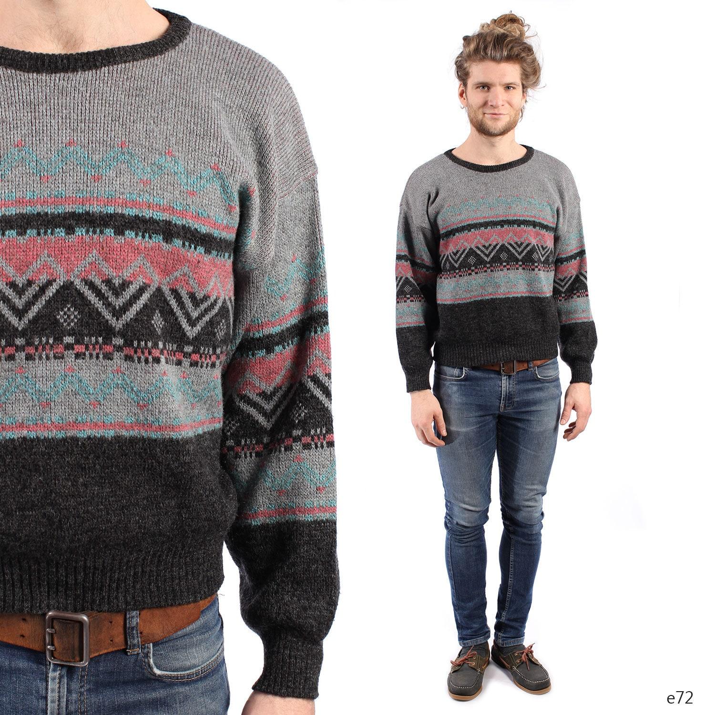 Wool Cardigan Hipster 31